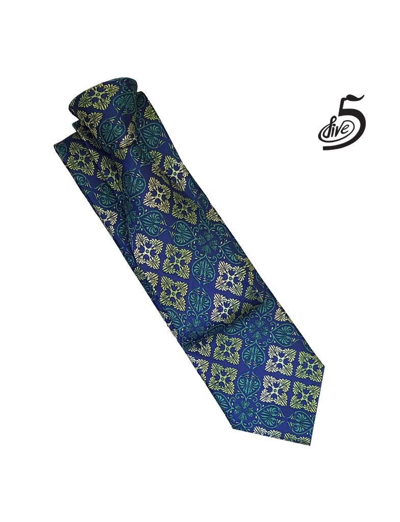 کراوات فایو طرح ترمه مدل ۱۴۰۱۲۱۱