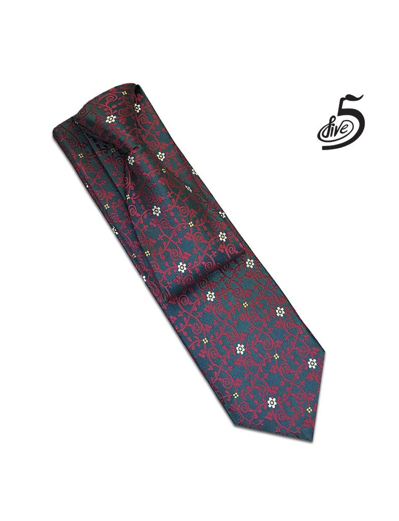 کراوات فایو طرح ترمه مدل ۱۴۰۱۲۱۱۸