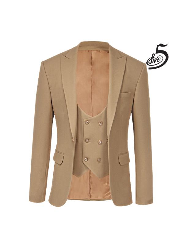 کت تک و جلیقه مردانه فایو کد ۱۱۰۵۰۰