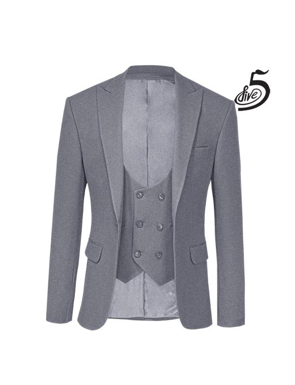 کت تک و جلیقه مردانه فایو کد 110505