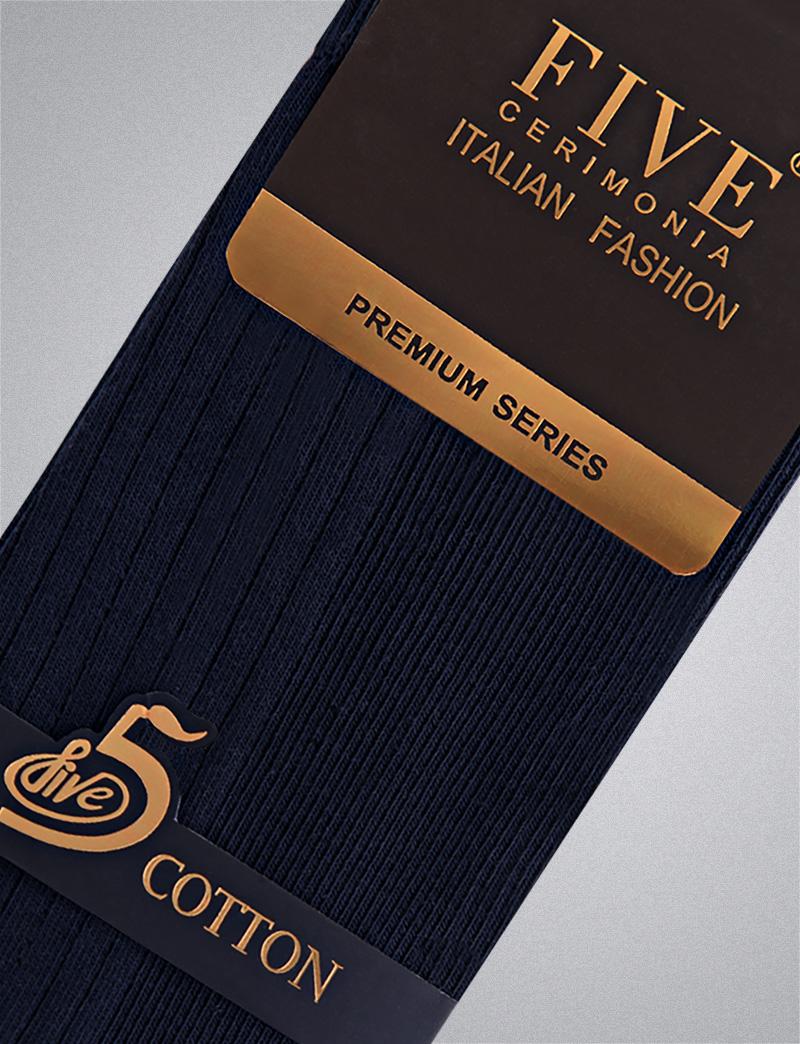 جوراب مردانه فایو پک پنج تایی کد 425